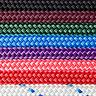 Farbvarianten Führ Seil - 7m - Oese, Drehkippkarabiner