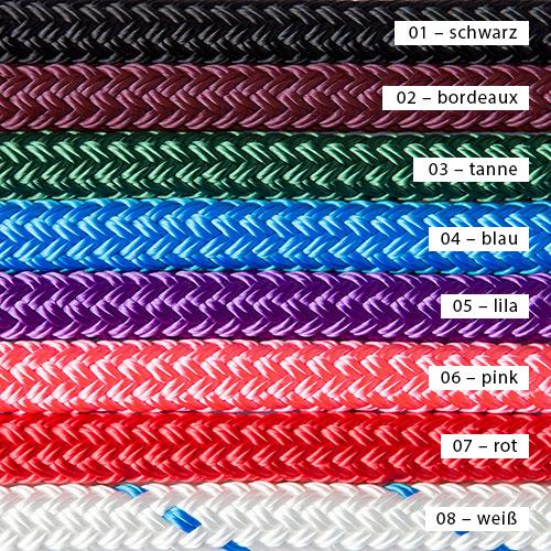 Farbvarianten Zügel - standard