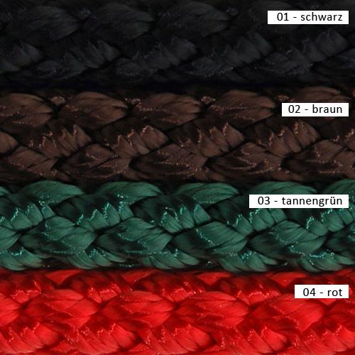 Farbvarianten Hundeleine Polyester 11 mm