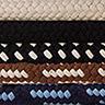 Farbvarianten Wanderreithalfter Baumwolle Zügel